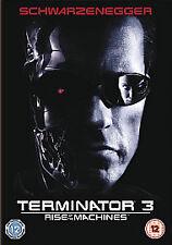 Arnold Schwarzenegger The Terminator DVDs