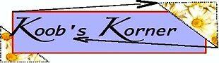 Koob's Korner