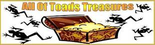ALL OF TOADS TREASURES