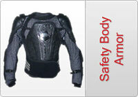 Motorcycle Body Armors for Safety