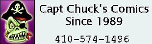 Capt Chuck's Comics