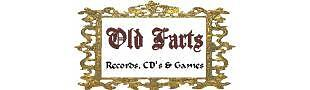 OLDFART'S CDs and GAMES