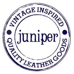 juniper leather goods