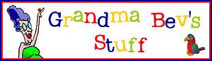 Grandma Bev's Stuff