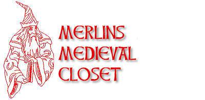 Merlins medieval closet