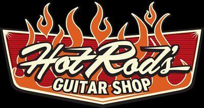 Hot Rod's Guitar Shop