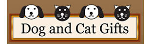 Cat and Dog Door Topper Figurines