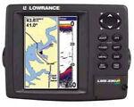 Lowrance LMS-330C GPS Receiver