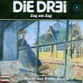 Die Dr3i - Die Dr3i - Folge 04: Zug um Zug - CD