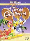 The Three Caballeros (DVD, 2000)