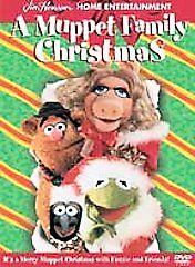 Muppet Family Christmas.A Muppet Family Christmas Dvd 2001