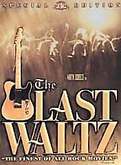 The Last Waltz DVD 2005 New Special Edition Made USA Bob Dylan Clapton N Young