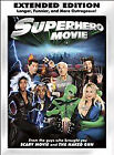 Superhero Movie! (DVD, 2008, Extended Edition)