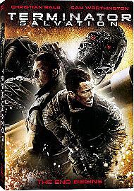 Terminator  Salvation DVD 2009 - March, United Kingdom - Terminator  Salvation DVD 2009 - March, United Kingdom