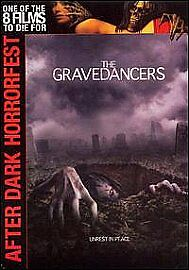 The Grave Dancers DVD 2008