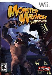 Monster-Mayhem-Build-and-Battle-Nintendo-Wii-2009-2009