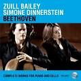 Beethoven: Complete Works For von Dinnerstein Simone & Bailey (2009)