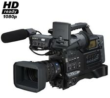 Sony Removable (Card/Disc/Tape) Professional Video Cameras