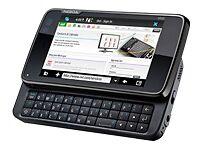 Nokia N Series N900 - 32GB - Black (Unlocked) Smartphone FOR PARTS