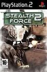 Stealth Force: The War on Terror (Sony PlayStation 2, 2005) - European Version