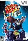 Chicken Little: Ace in Action (Nintendo Wii, 2007) - European Version