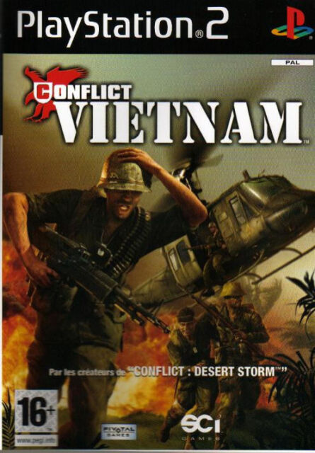 Conflict: Vietnam (Sony PlayStation 2, 2004)