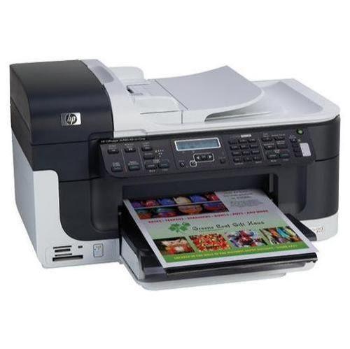 hp officejet j6480 all in one inkjet printer ebay rh ebay com HP Officejet All One Printer HP Officejet Pro 8500A