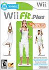 Wii Fit Plus Nintendo Wii Video Games