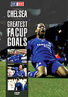 Chelsea - Greatest F.A. Cup Goals (DVD, 2009)