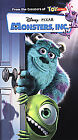 Monsters, Inc.. VHS Tapes