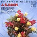 Music For The Millions Vol.42 von Christiane Jaccottet (1992)