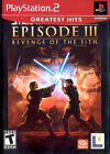 Star Wars Episode III: Revenge of the Sith (Sony PlayStation 2, 2005) - North American Version