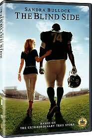 The Blind Side Sandra Bullock Tim McGraw (DVD, 2010) WS Football Michael Oher