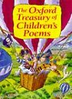 The Oxford Treasury of Children's Poems by Oxford University Press (Paperback, 1994)