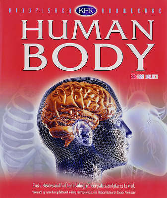 """AS NEW"" Walker, Richard, Human Body (Kingfisher Knowledge) Book"