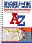 Newcastle Upon Tyne Street Atlas by Geographers' A-Z Map Company (Spiral bound, 2004)
