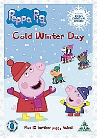 Peppa Pig  Cold Winter DayPeppa Christmas Special    new  dvd - <span itemprop=availableAtOrFrom>SUNNY EAST COAST, United Kingdom</span> - returns accepted up to 14 days of purchase - SUNNY EAST COAST, United Kingdom
