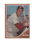 Topps Stan Musial Baseball Cards