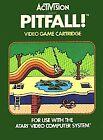 Pitfall! Atari 2600 Video Games