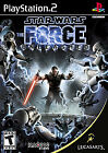 Star Wars: The Force Unleashed Video Games with Multiplayer