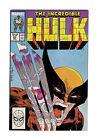 CGC Copper Age Incredible Hulk Comics , Signed