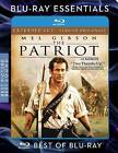 The Patriot (Blu-ray Disc, 2007, Canadian; Extended Cut; French)