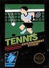 Tennis (Nintendo Entertainment System, 1985)