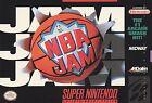 NBA Jam (Super Nintendo Entertainment System, 1994)