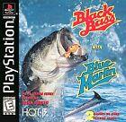 Black Bass With Blue Marlin (Sony PlayStation 1, 1999)