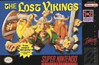 Puzzle Nintendo The Lost Vikings Video Games