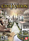 Sid Meier's Civilization IV  (PC, 2005) (2005)