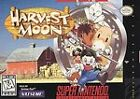 Harvest Moon (Super Nintendo Entertainment System, 1997)