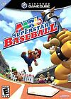 Mario Superstar Baseball  (Nintendo GameCube, 2005) (2005)