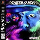 Cyber Sled (Sony PlayStation 1, 1994)